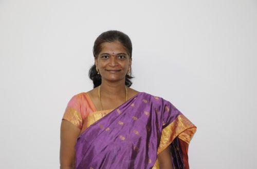 Ms. MANJULA. J
