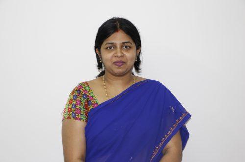 Ms. YESHASWINI C